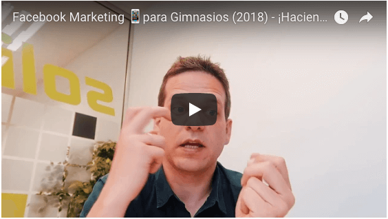 Facebook Marketing para Gimnasios