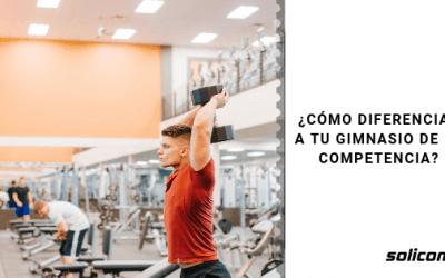 ¿Cómo diferenciar a tu gimnasio de la competencia?