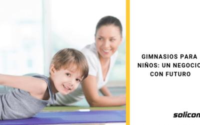 Gimnasios para niños: un negocio con futuro