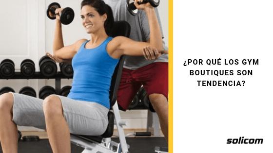 ¿Por qué los gym boutiques son tendencia?