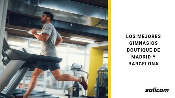 Los mejores gimnasios boutique de Madrid y Barcelona
