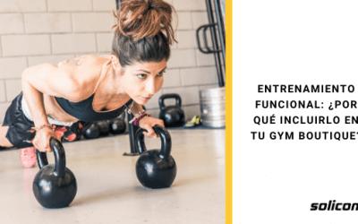 Entrenamiento funcional: ¿Por qué incluirlo en tu gym boutique?