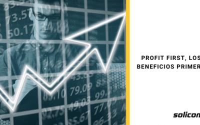Profit First, los beneficios primero