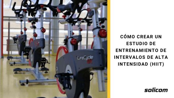 Cómo crear un Estudio de entrenamiento de intervalos de alta intensidad (HIIT)