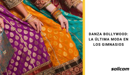 Danza Bollywood: la última moda en los gimnasios