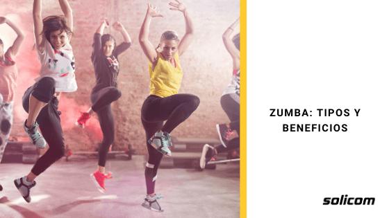 Zumba: tipos y beneficios